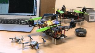 Inside Ames: Drone Swarms For Disaster Response