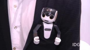 Robohon Robot Doubles As Smartphone