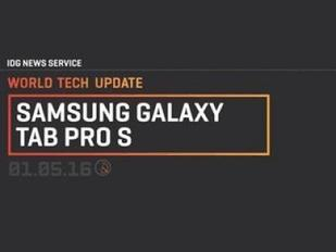 Hands On With the Galaxy Tab Pro S, Samsung's Surface Competitor