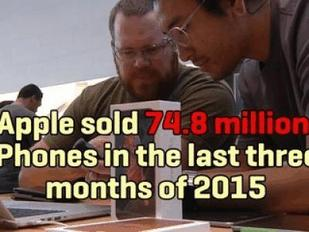 Apple IPhone Sales Stall. What's Going On?