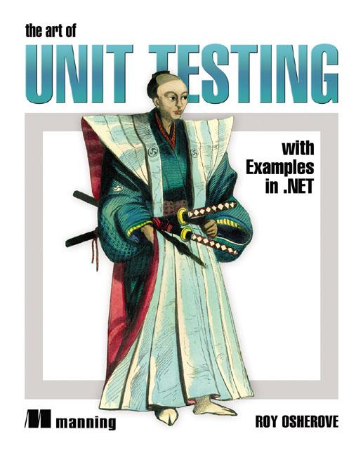 Book Cover Art Software : The art of unit testing slashdot