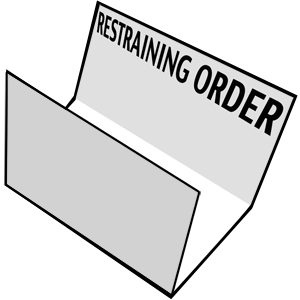 Restraining Order - Is there anything that can be done?