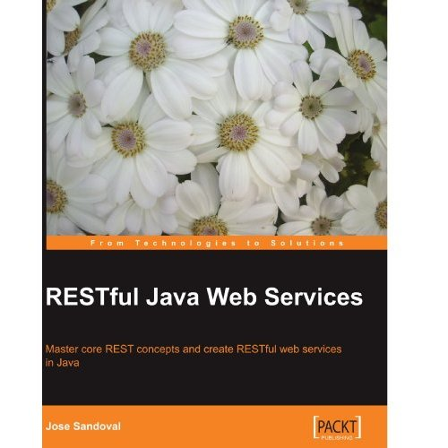 restful web services book review Jm2dev writes the title is self descriptive, you will learn what a rest architecture is, the concepts behind it, advantages and constraints, and how to implement web services in a restful way serving and consuming content using the java programming language, as command line applications, desktop .