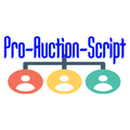 Pro-Auction-Script Icon