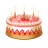 BirthdayList for webOS Icon