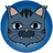 BlueLightCat Icon