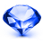 Diamond Chat Icon