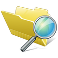 Empty Directories Finder Icon