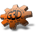 G3D Innovation Engine Icon
