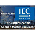 IEC 60870-5-101 Client Simulator Icon