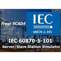 IEC 60870-5-101 Server Simulator Icon