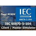 IEC 60870-5-104 Client Simulator Icon