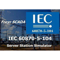 IEC 60870-5-104 Server Simulator Icon