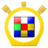 PJTimer - Mobile Speedcubing App Icon