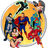 JusticeLeague Linux Icon