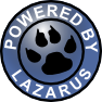 Lazarus Code and Component Repository Icon