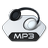 Mp3 Search Stream and Download Icon