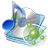 e-Music library Icon