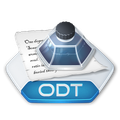 Oasi -  Open Document Speaker Icon
