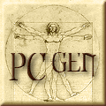 PCGen :: An RPG Character Generator Icon