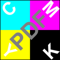 PdfCMYKerLite Icon