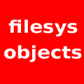 pyfilesysobjects Icon