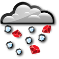 Ruby Hail Icon