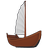 Sailing Race Coding Icon