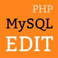 MySQL Edit Table Icon