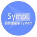 Sympl.databasesystem Icon