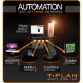 T-Plan Robot Icon