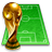 World cup 2010 Predictor Icon