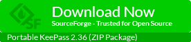 Portable KeePass 2.36 (ZIP Package)