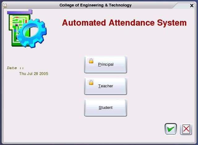 automated attendance monitoring systems value to the users Mdm sms based monitoring system user manual quality system template the system also captures the daily mdm attendance status of children provided.