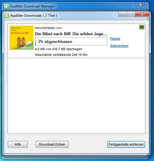 AAX to MP3 download | SourceForge net