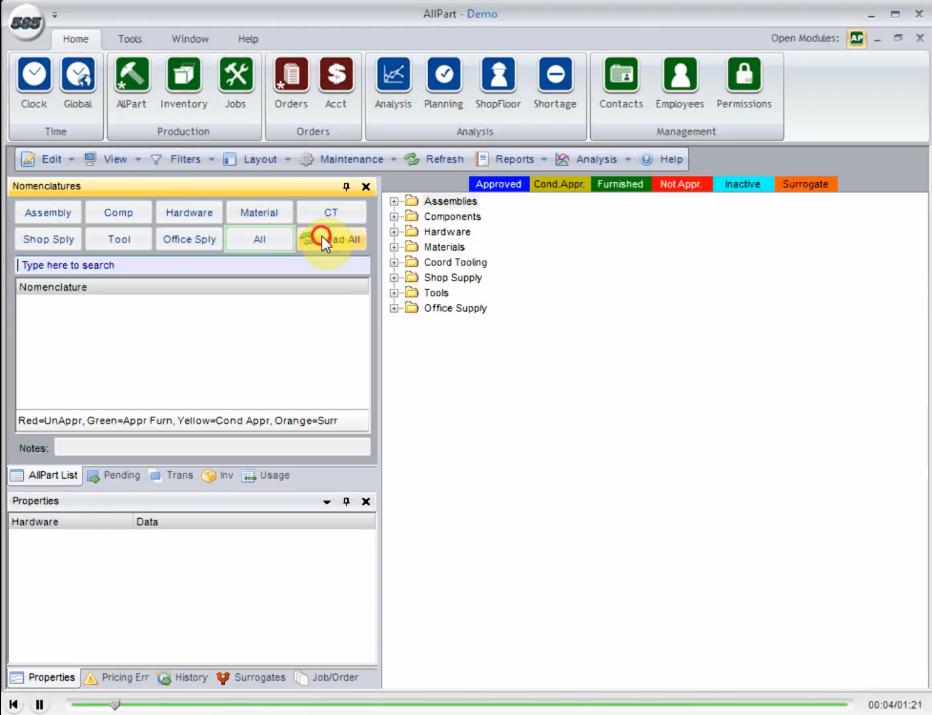 FinAcct ERP vs  Ability 585 ERP Comparison
