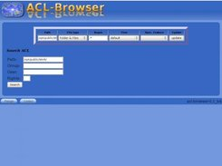 ACL-Browser download | SourceForge net