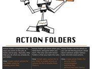 ActionFolders Flyer