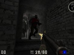 A sub-machine gun on ac_mines.