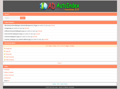AD AutoIndex Script 3.0