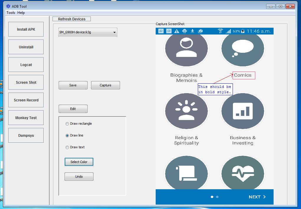 ADBTool download | SourceForge net