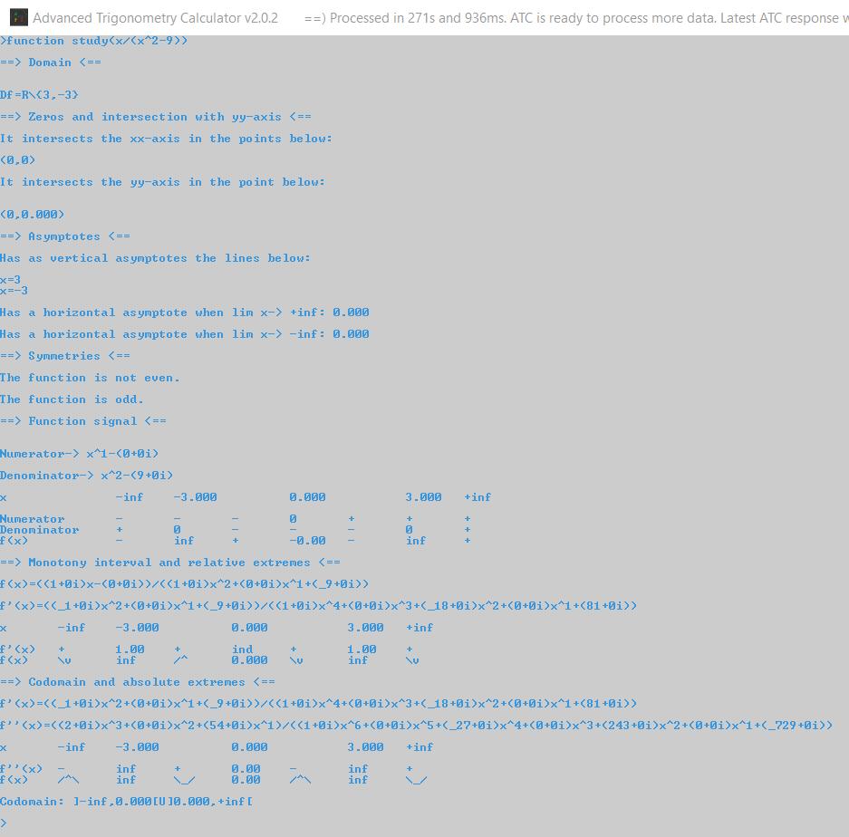 Advanced Trigonometry Calculator download | SourceForge net
