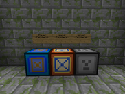 Blocks included in this addon