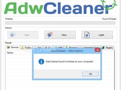 AdwCleaner download | SourceForge net