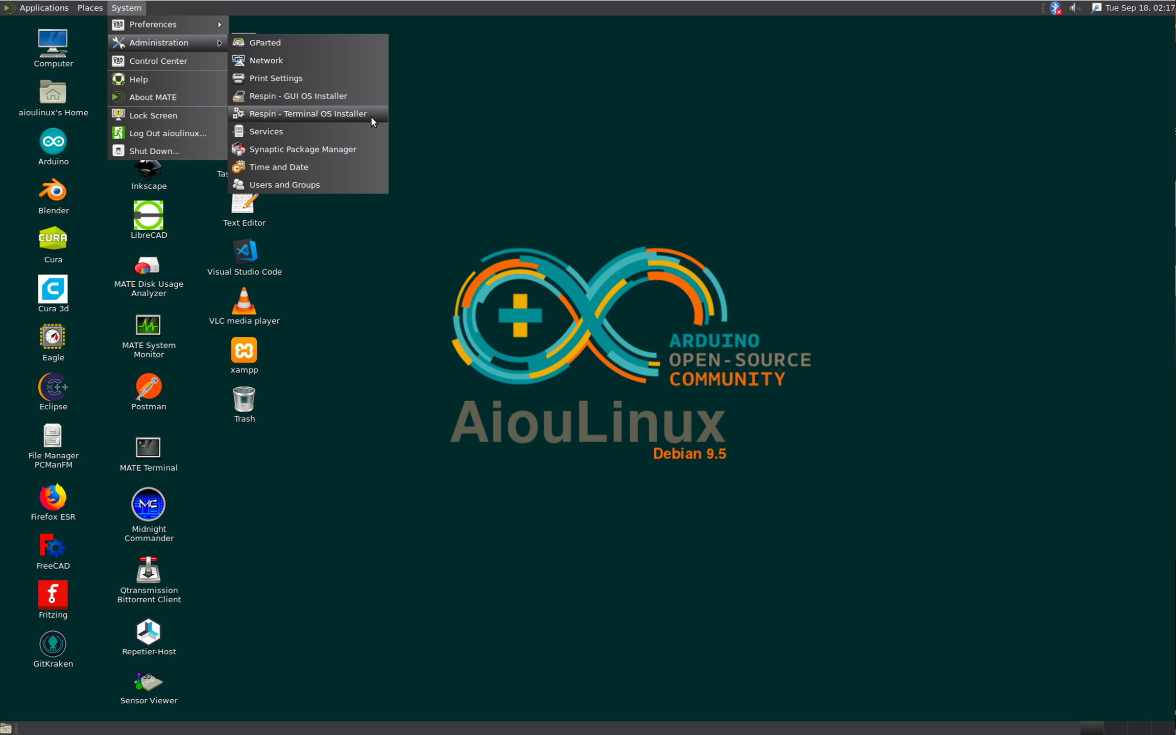 aioulinux download | SourceForge net