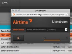 Streams to Icecast, SHOUTcast and an in-browser preview