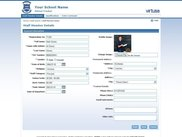 The Staff Profile contains comprehensive information about each Teacher of the School.