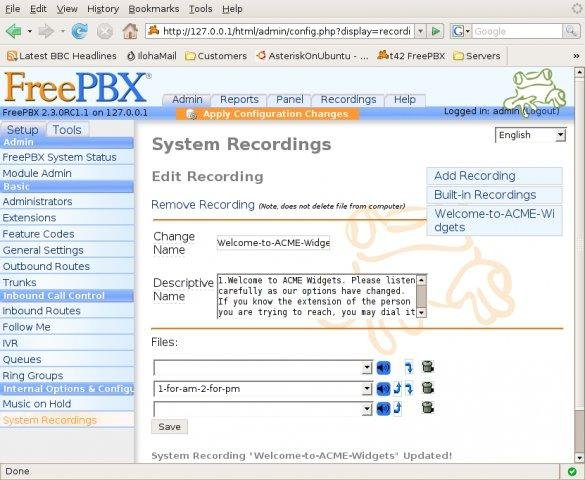 trixbox 2.8 gratuit