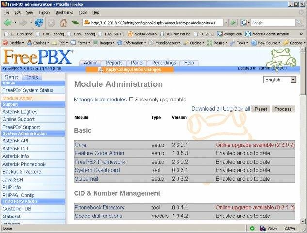 Freepbx Download Sourceforge Net