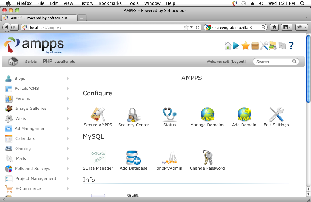 AMPPS download | SourceForge net